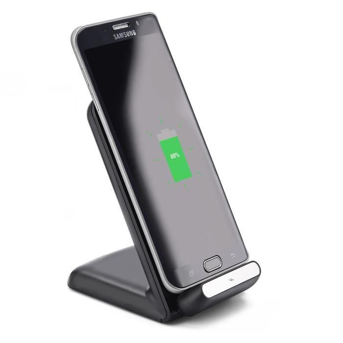 coque iphone 8 pour chargeur sans fil