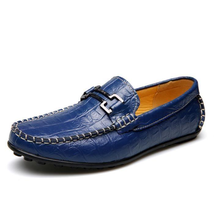 IZTPSERG Chaussures Richelieu cuir Homme Ga2jm6