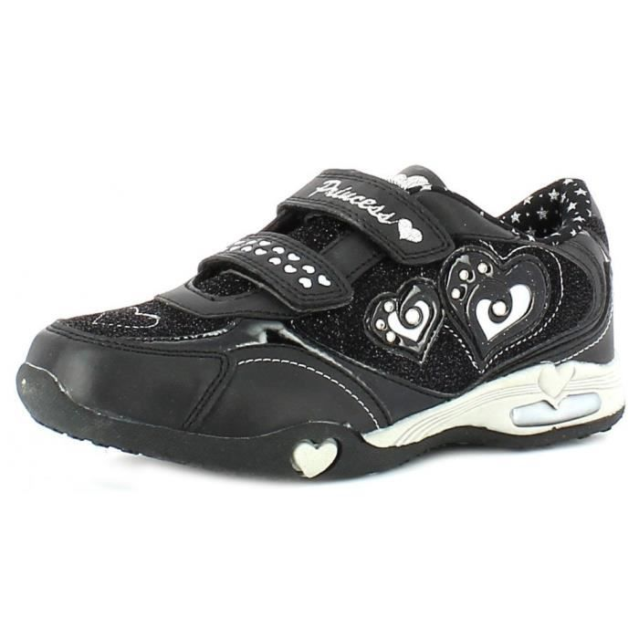 Primigi - Primigi Chaussures Enfant Noir Velcro bvmdxh0
