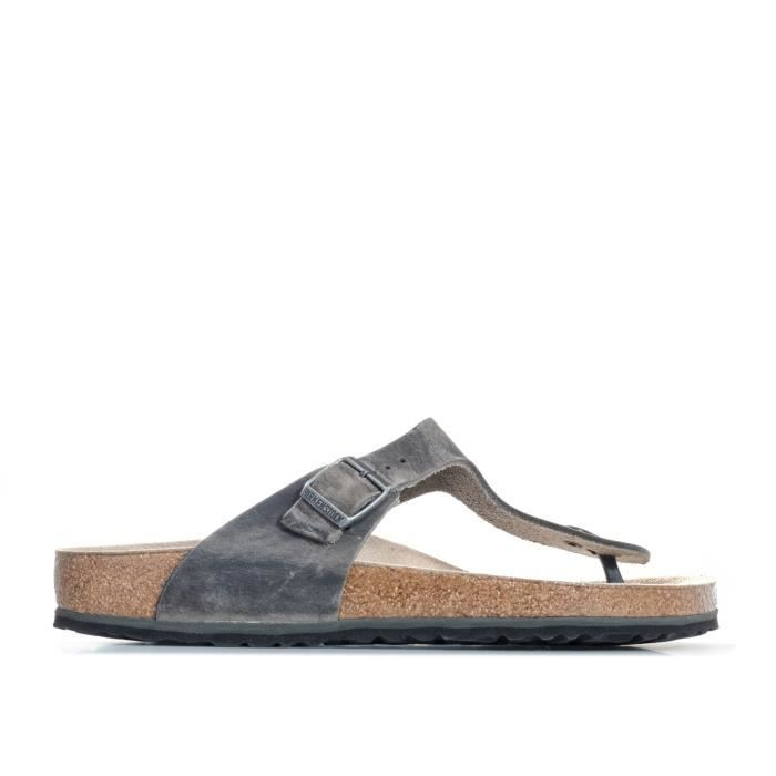 huge discount 100% quality most popular Chaussures cuir Birkenstock homme