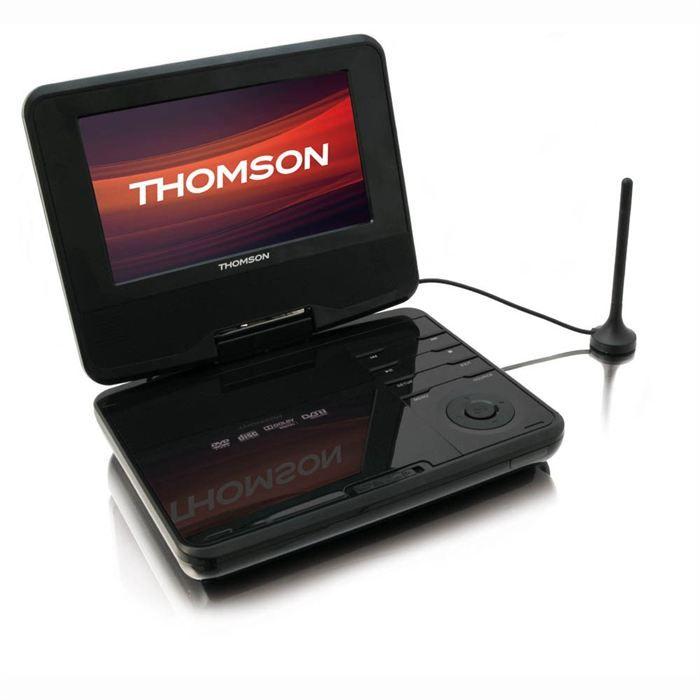 lecteur dvd portable thomson dp710 lecteur dvd portable avis et prix pas cher cdiscount
