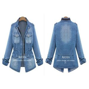 Veste en jean femme - Achat   Vente Veste en jean femme pas cher ... e6983a021216