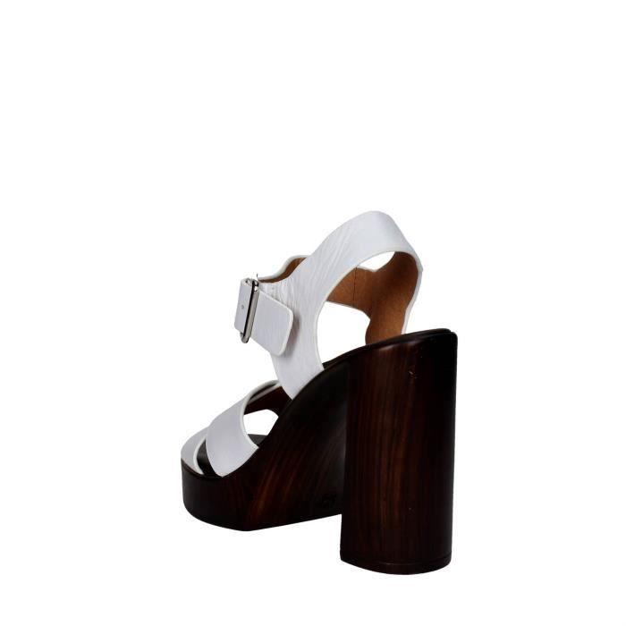 Repo Sandale Femme Blanc, 40