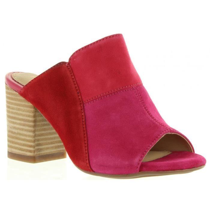 Sandales pour Femme HUSH PUPPIES 560270-50 SAYER 213 FUCHSIA MULTI