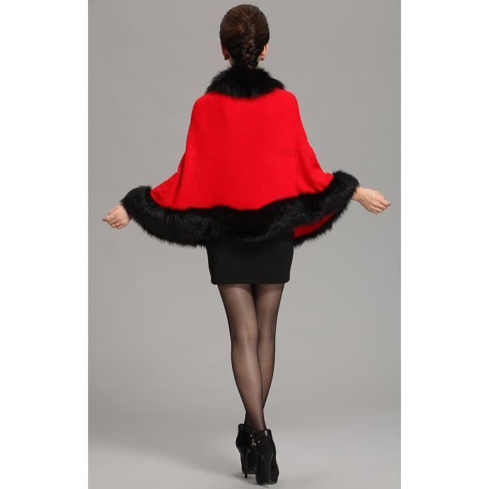 Wraps De Pull Châle Luxe Manteau Femmes En 3pppz6 Cape Mariée Taille Fourrure m Fausse FB0dqvU