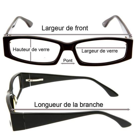 61caebdbc4e118 Monture de lunettes de vue Titanium cerclée Doré - Achat   Vente lunettes  de vue Homme - Cdiscount