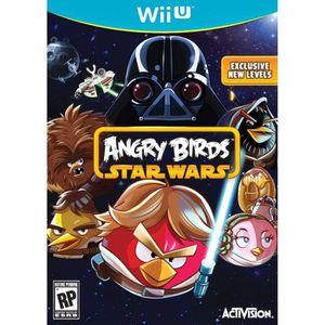 JEU WII U Angry Birds Star Wars WiiU (édition portugaise)