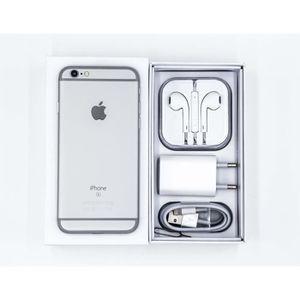 SMARTPHONE iPhone 6S 16 Go - Argenté + 1 boîte et accessoires