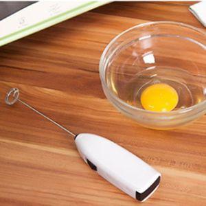 BATTEUR - FOUET BLANC Mini Fouet de cuisine Electrique Batteur à o