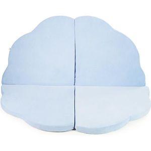b107fe06b83 TAPIS ÉVEIL - AIRE BÉBÉ Tapis De Sol Blue Cloud Bébé Tapis Nuage Bleu