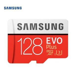 CARTE MÉMOIRE Carte mémoire micro SD Samsung Carte TF 128 Go 100