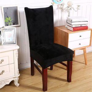 Housse de chaise extensible achat vente housse de for Housse chaise salle a manger
