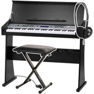 PIANO FunKey DP-61 II Piano numérique avec pupitre po…
