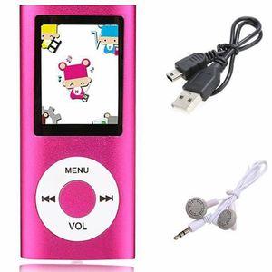 LECTEUR MP3 Mp3 Mp4 Lecteur Player 32GB Slim Avec 1,8