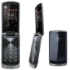 Téléphone portable MOTOROLA GLEAM PLUS NOIR TOP MOIN CHERE