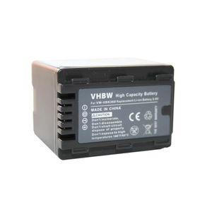 BATTERIE APPAREIL PHOTO Batterie 3200mAh (3.7V) pour HC-V10, HC-V100, HC-V
