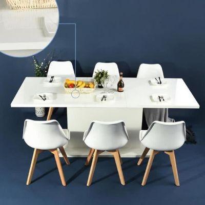 auc2009628790711 Table Extensible 160 205cm 6 8