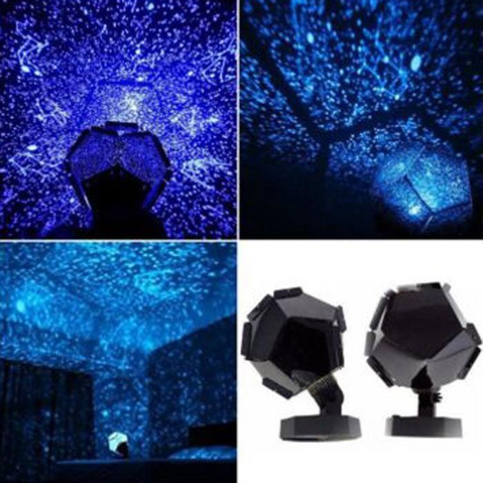 Étoile Cosmos Projecteur Veilleuses Lampe Céleste Nuit Projection PnkXN8w0ZO