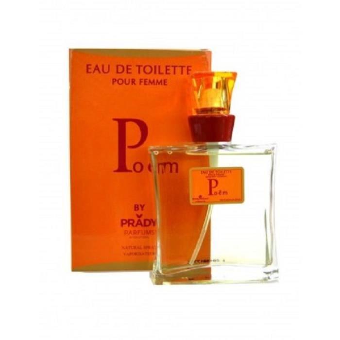 Generique Parfum Femme Edp Poem 100ml Pas Cher PkwiuOXZTl