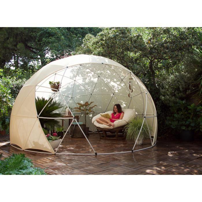 Abri de jardin Garden Igloo Hiver + couverture été - 10 m² - Achat ...