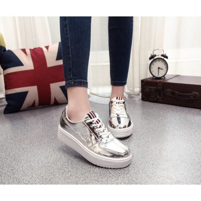 Printemps New Style Loisirs Manque Sneakers de ...