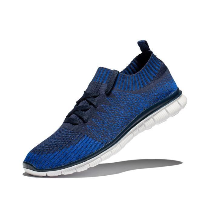 hot sale online ae990 f7f39 BASKET hommes Chaussures Respirant ete marque de luxe cha