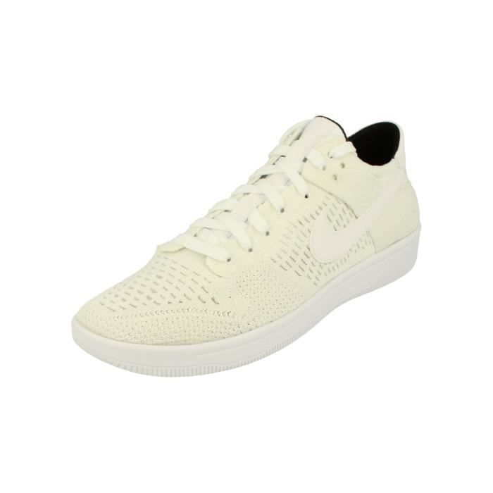 Nike Dunk Flyknit Hommes Trainers 917746 Sneakers Chaussures
