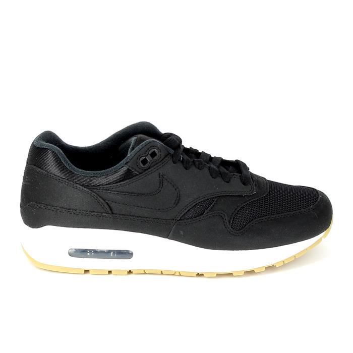 new products 950a5 549c5 Basket -mode - Sneakers NIKE Air Max 1 Noir Noir 319986-037
