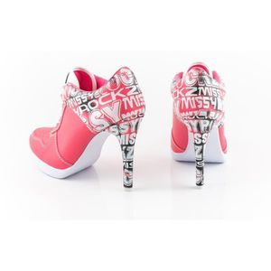 High Heels Taille 1WR6P7 Flamingo Rue Sport Rockz 35 Rose d5wPxnCpq