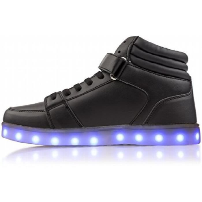 Electric Styles Light Up Chaussures - Baskets montantes CIN00 Taille-42