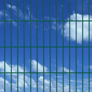 CLÔTURE - GRILLAGE Panneaux de cloture vidaXL Panneaux de cloture 2D