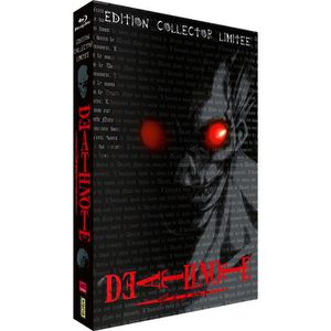 BLU-RAY FILM Death Note - Intégrale - Edition Collector Limitée