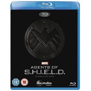 BLU-RAY FILM Marvel's Agents of SHIELD - Season 1 [Blu-ray] [Im