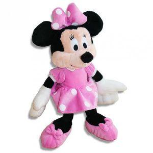PELUCHE Disney Minnie Mouse - Peluche Minnie Mouse 28cm