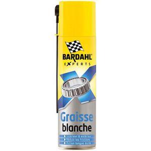 CARTOUCHE DE GRAISSE BARDAHL Graisse blanche 250 ML
