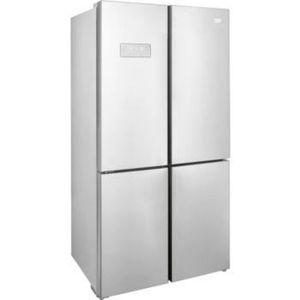 RÉFRIGÉRATEUR AMÉRICAIN Réfrigérateur 4 portes BEKO GN1416223ZX