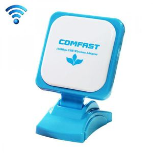 CLE WIFI - 3G COMFAST Antenne Adaptateur Wifi USB externe 150Mbp