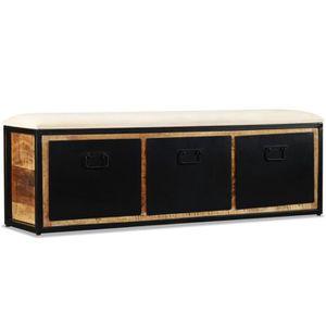 design de qualité 2fda5 19666 Banc coffre vintage