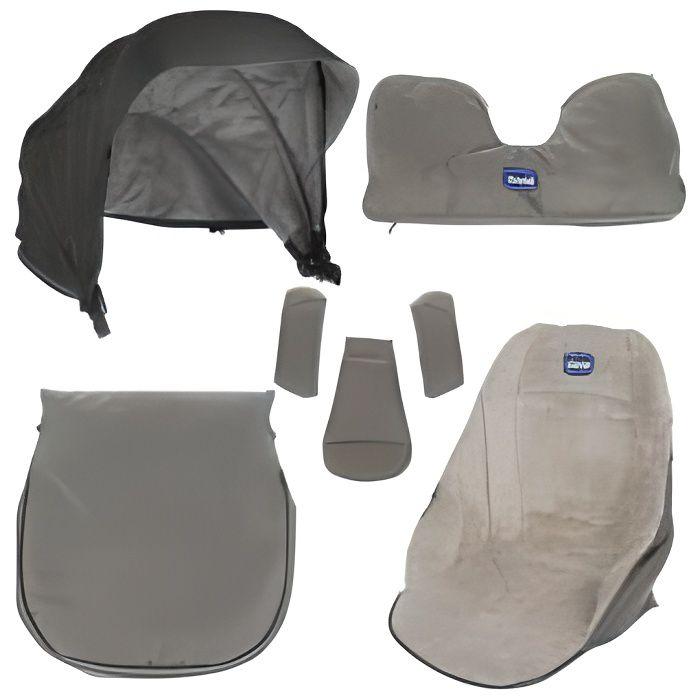 CHICCO Pack accessoires Hiver pour poussette Urban coloris Day