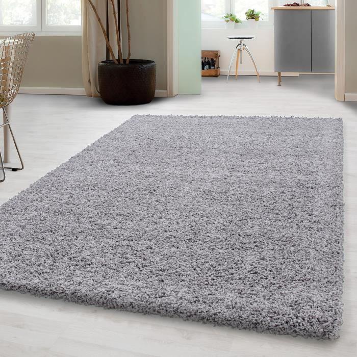 tapis but gris enredada