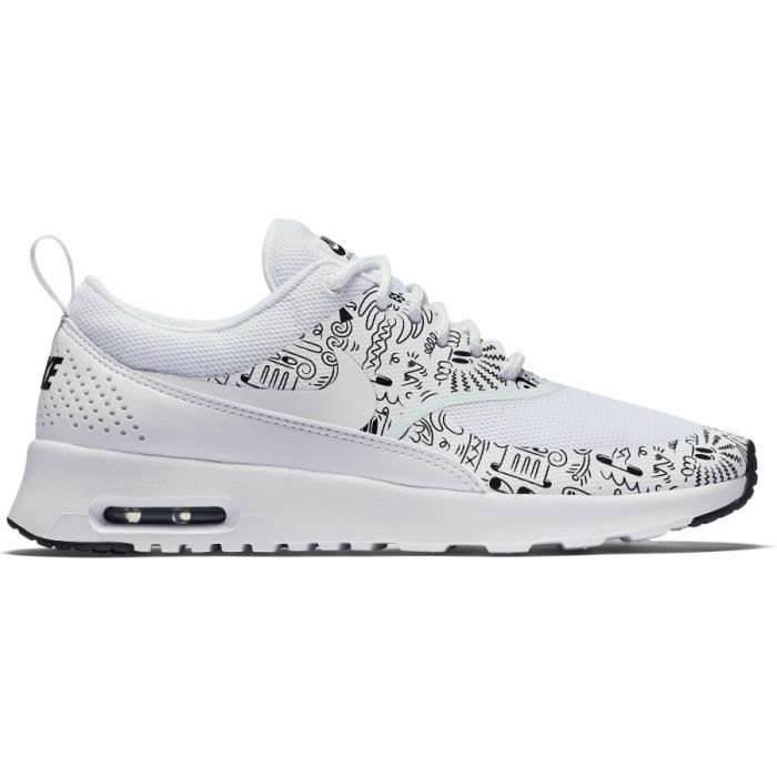 the latest be9a3 4a17f NIKE WMNS NIKE AIR MAX THEA PRINT 599408 103 RUNNING FEMME - Prix ...