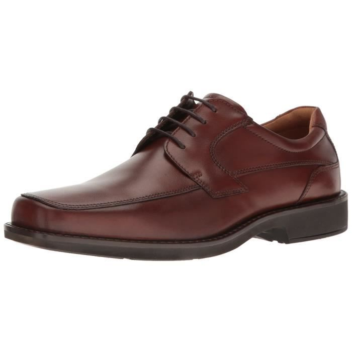 Ecco Seattle Tablier-toe Derby Chaussures ECFDV Taille-44 1-2