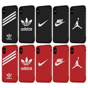 coque iphone x nike silicone