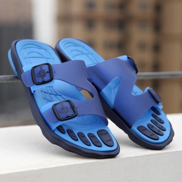 Sandales de plage Taille Casual Lumière Chaussons Printemps Eté Plus Hommes