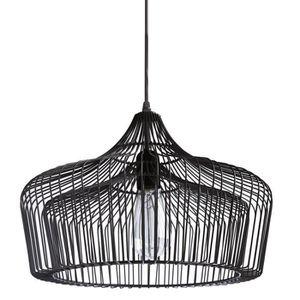 luminaire filaire noir achat vente pas cher. Black Bedroom Furniture Sets. Home Design Ideas