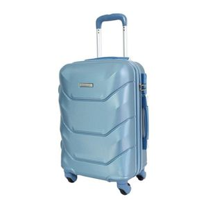 VALISE - BAGAGE Valise Cabine 55 cm - Alistair Iron - ABS Ultra Lé