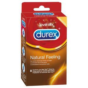 PRÉSERVATIF Durex Natural Feeling