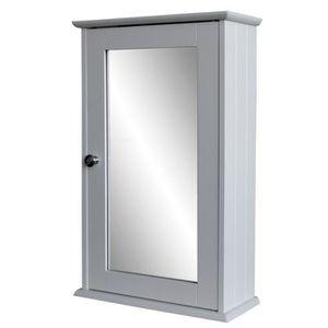 armoire de toilette bois achat vente armoire de. Black Bedroom Furniture Sets. Home Design Ideas