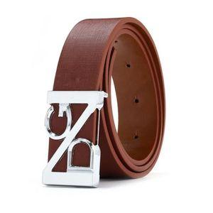 b0b5f542b9d CEINTURE ET BOUCLE Mode cool Casual hommes femmes cuir ceinture Skinn ...