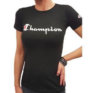 T Vente Shirt Champion Cher Soldes Achat Pas HqR0q